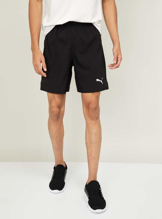 PUMA Men Solid Sports Shorts
