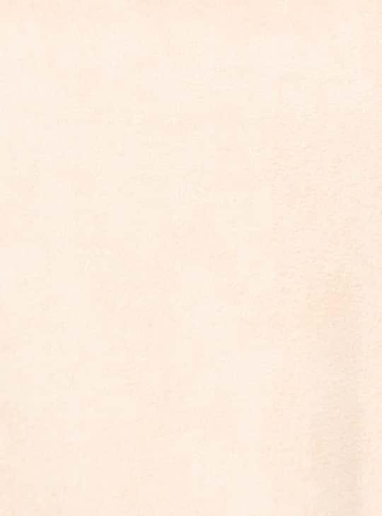LATIN QUARTERS Women Solid Ruffle Detailed Top