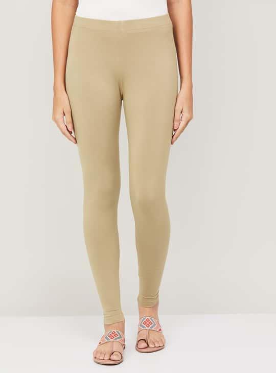 MELANGE Women Solid Leggings