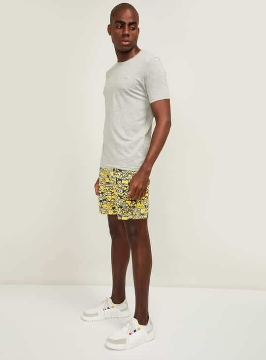 FREE AUTHORITY Men Printed Shorts