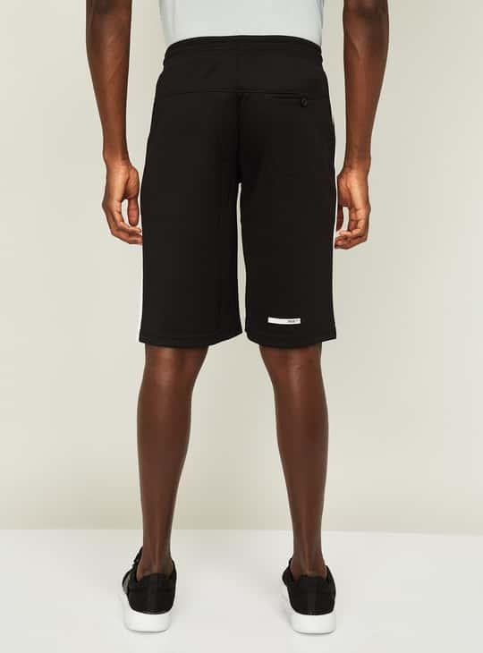 PROLINE Men Printed Drawstring Waist Shorts