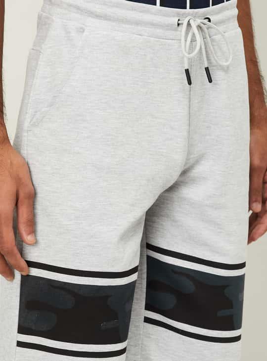 PROLINE Men Printed Elasticated Shorts