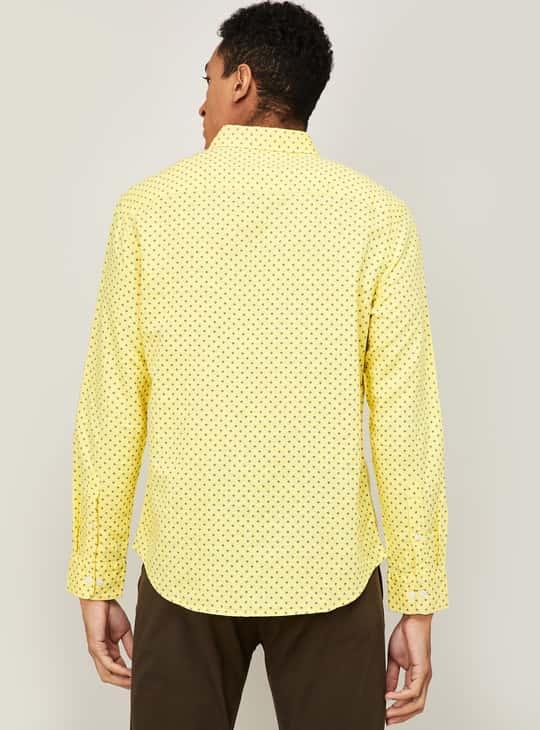 LEVI'S Men Printed Slim Fit Casual Shirt