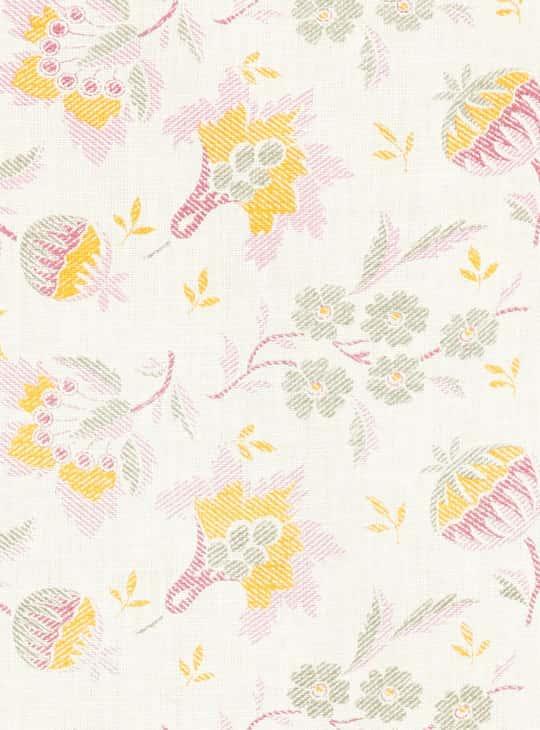 MELANGE Women Floral Printed Straight Kurta