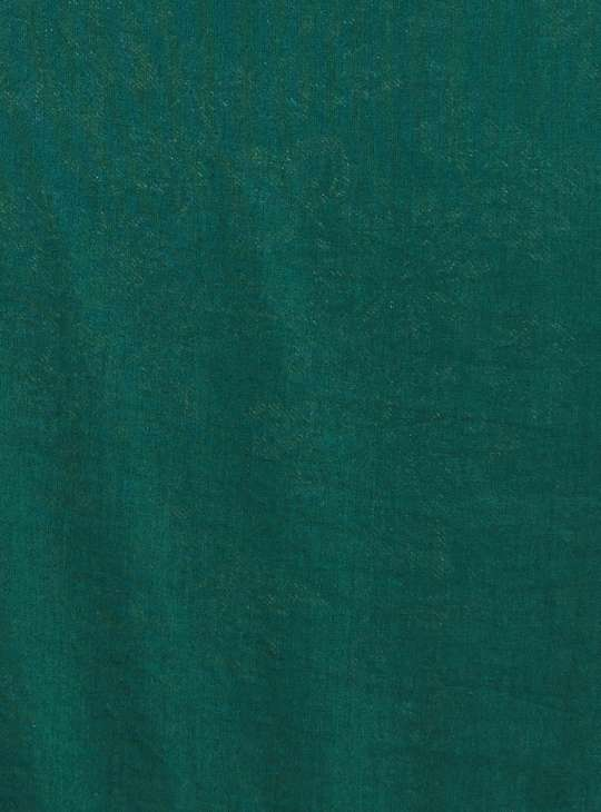 MELANGE Women Printed Layered A-Line Kurta
