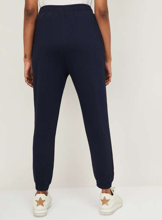 GINGER Women Solid Joggers