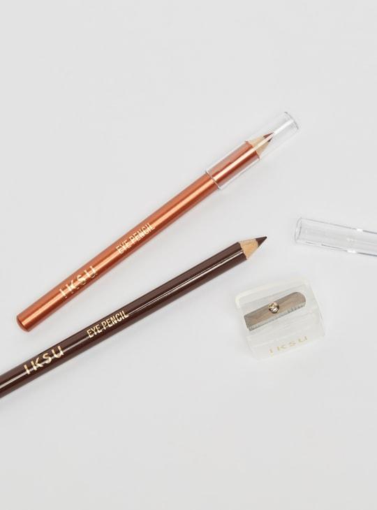 IKSU Duo 3-Piece Eye Make-up Set