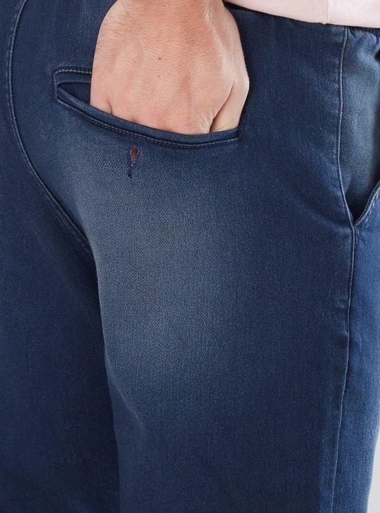 Pocket Detail Jog Pants with Elasticised Waistband