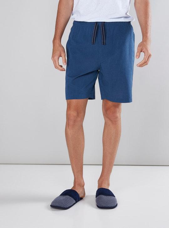 Raglan Sleeves T-Shirt with Shorts