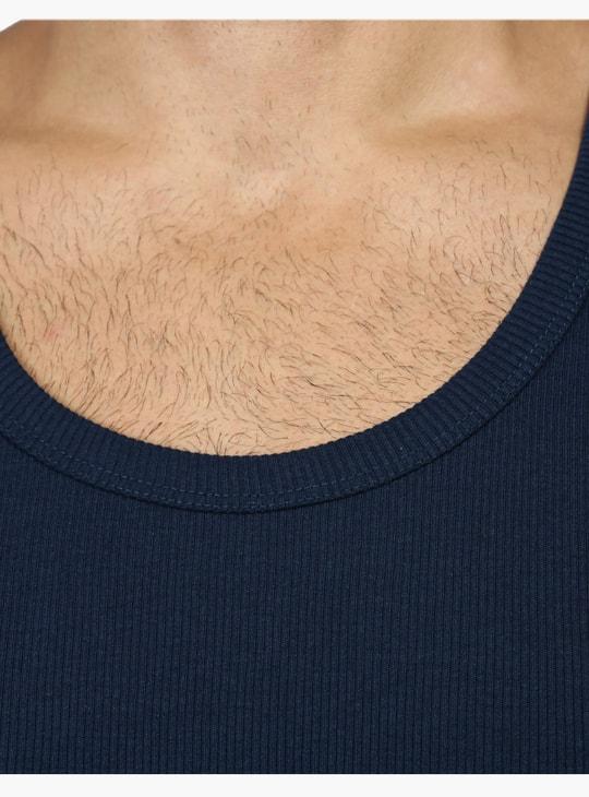 Sleeveless Round Neck T-Shirt