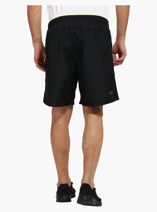 Shorts with Elasticised Waistband