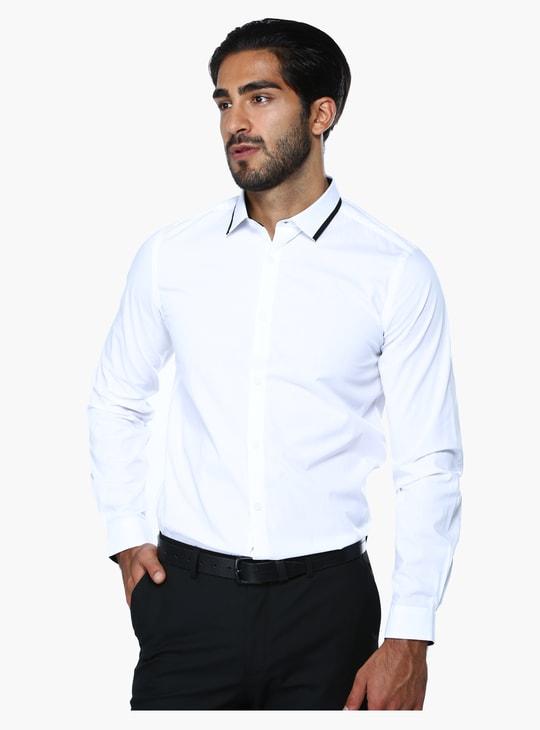 Long Sleeves Formal Shirt in Slim Fit