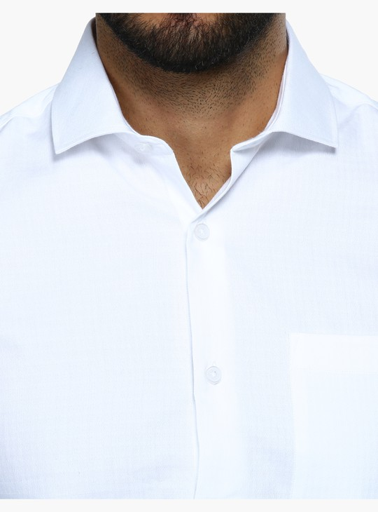 Long Sleeves Shirt with Pocket Detail in Regular Fit
