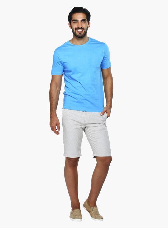 Short Sleeves Crew Neck T-Shirt
