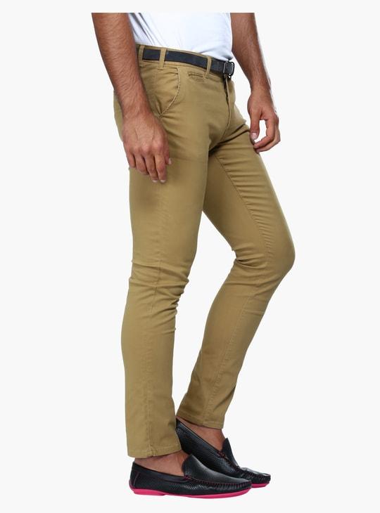 Full Length Skinny Fit Trousers