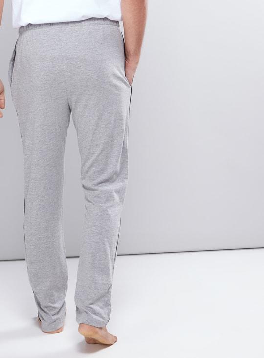Full Length Pyjamas with Elasticised Waistband