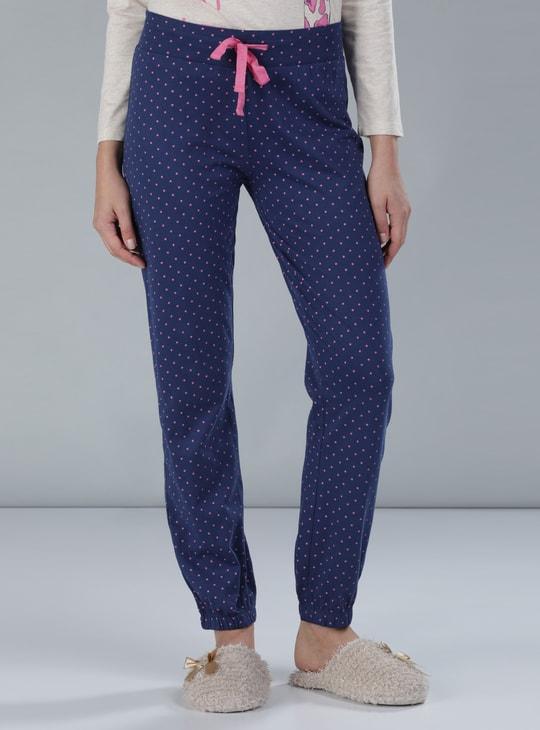 Printed Long Sleeves Pyjama Set
