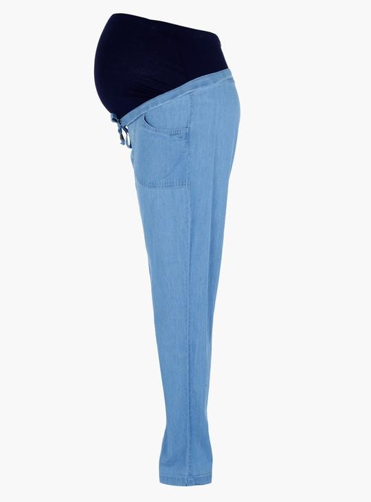 Full Length Maternity Pants