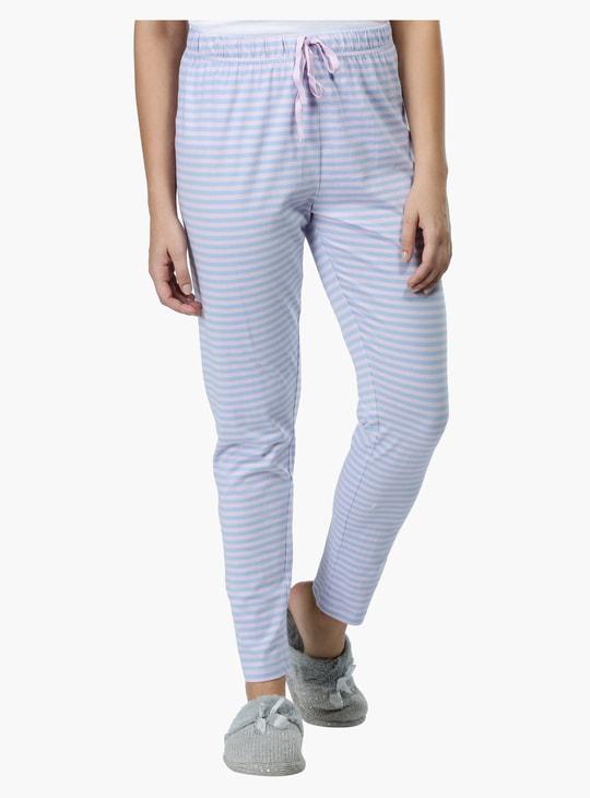 Striped Pyjamas with Drawstring