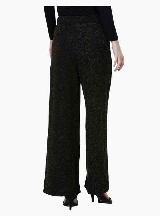 Wide Fit Mid Rise Palazzos