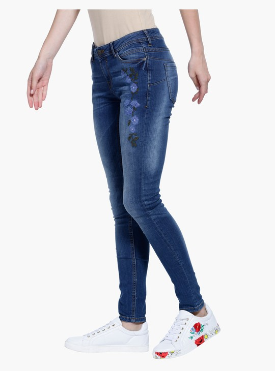 Full Length Skin Fit Jeans