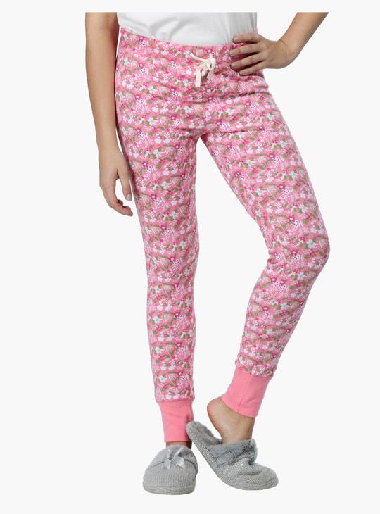 Short Sleeves T-Shirt and Pyjama Set