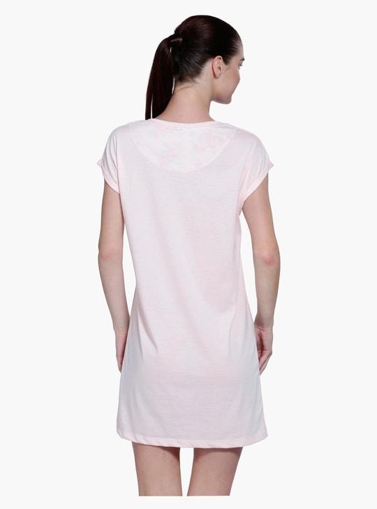Printed Sleepshirt