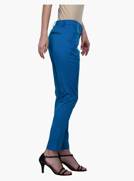Full Length Trousers with Pocket Detail