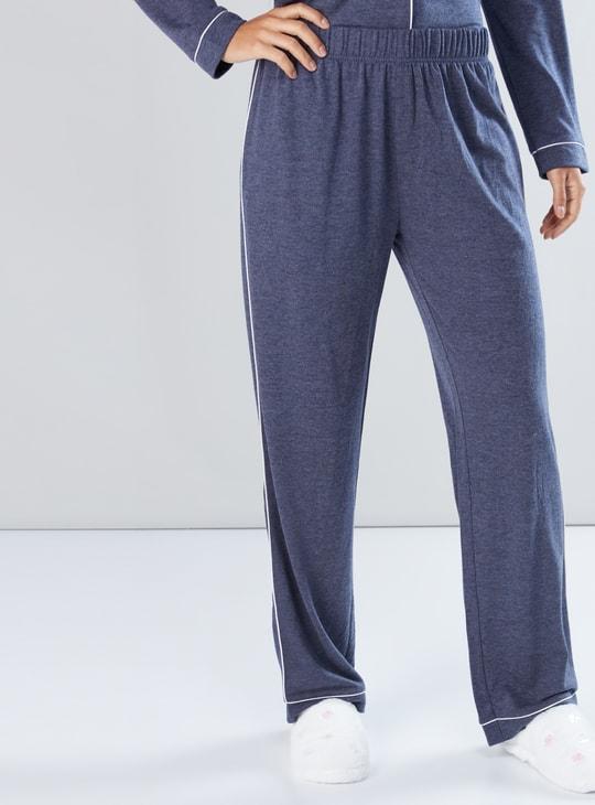 Long Sleeves Shirt and Pyjama Set