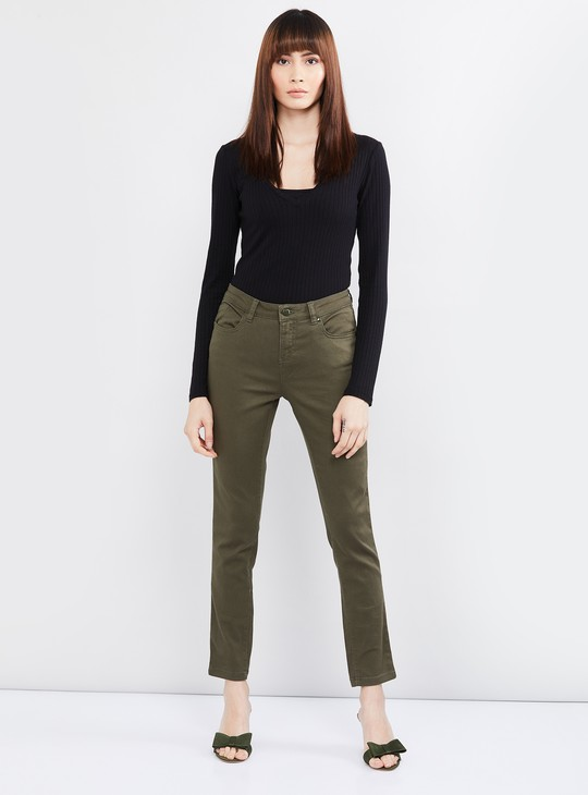 MAX Solid Woven Pants