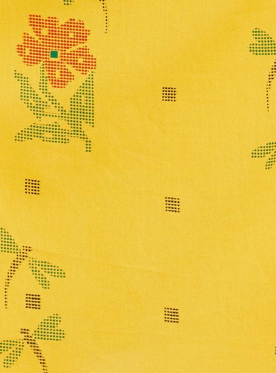 MAX Floral Print Three-quarter Sleeves Kurta