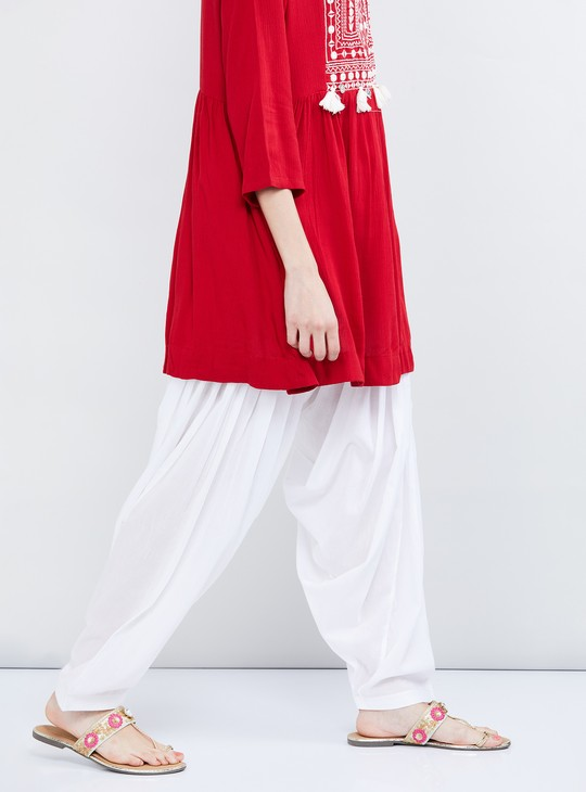 MAX Solid Woven Patiala