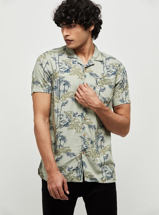 MAX Printe Casual Shirt