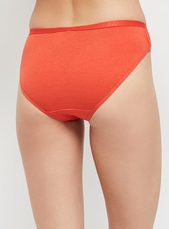 MAX Printed Hipster Panties - Pack of 5