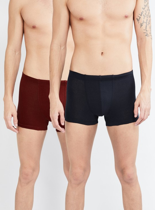 MAX Solid Trunks- Pack of 2