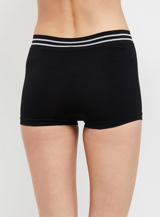 MAX Solid Women Boy Shorts