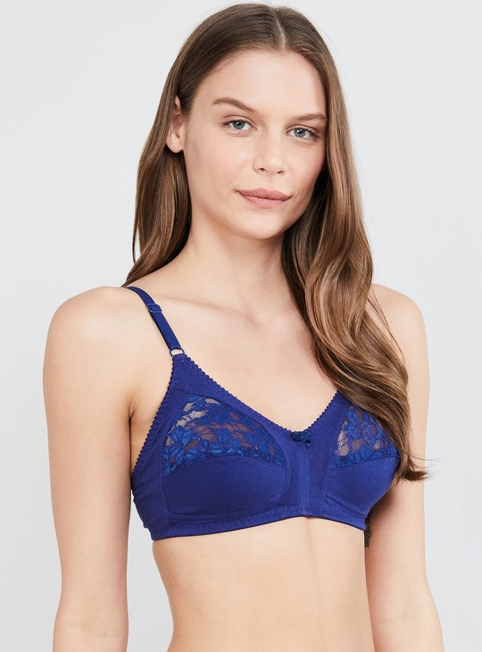 MAX Solid Non-Padded Sports Bra