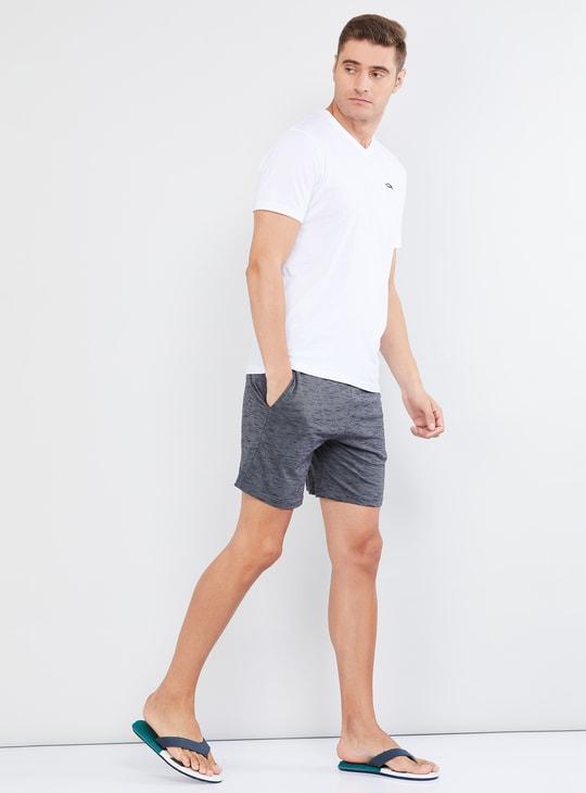 MAX Slub Lounge Shorts