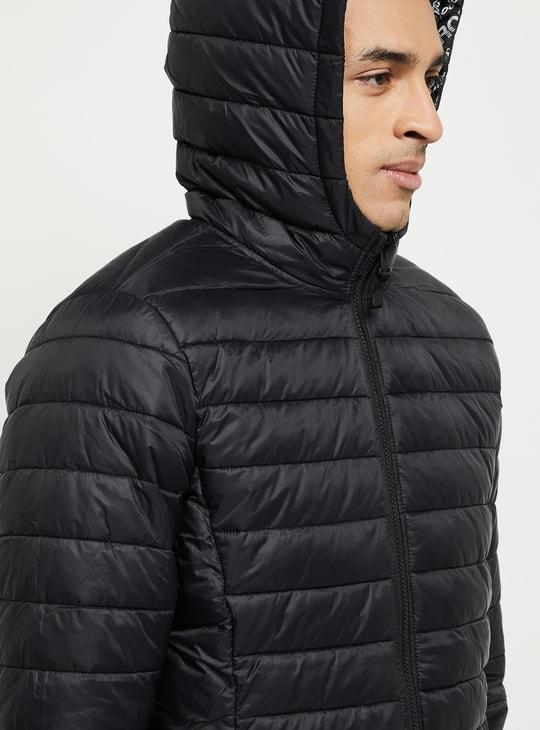 MAX Reversible Puffer Jacket