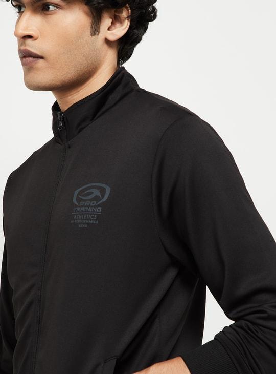 MAX Solid Full-Sleeves Sweatshirt
