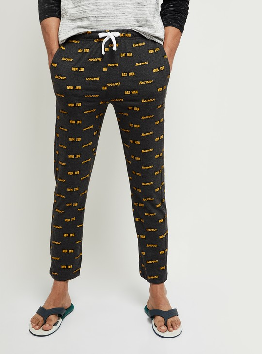 MAX Batman Print Pyjama Pants