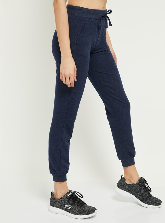 MAX Solid Cropped Joggers