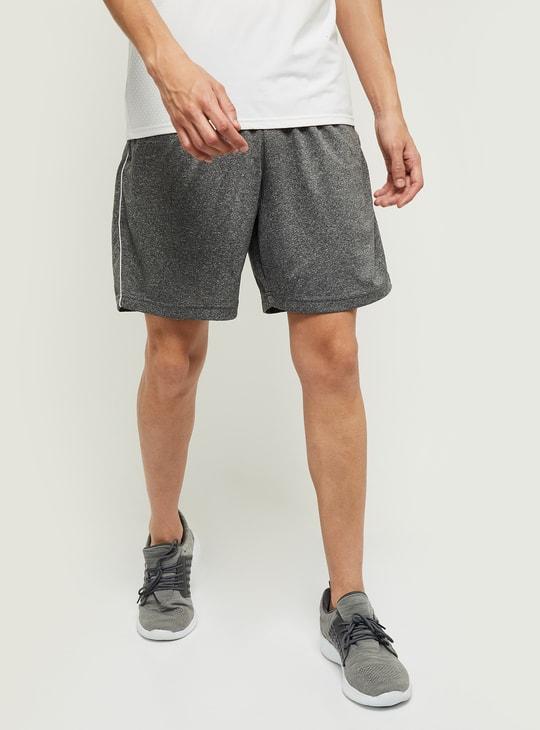 MAX Melange Knit Sports Shorts