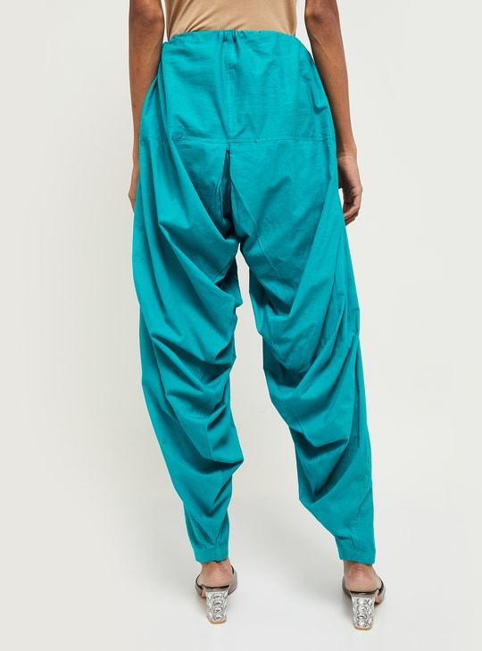 MAX Solid Patiala Pants