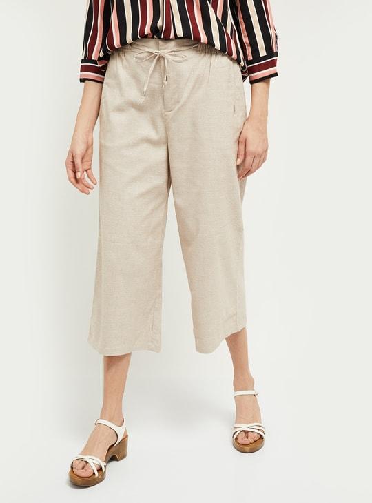 MAX Solid Elasticated Culottes