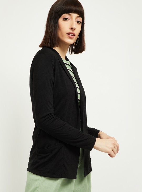 MAX Solid Shrug with Insert Pockets