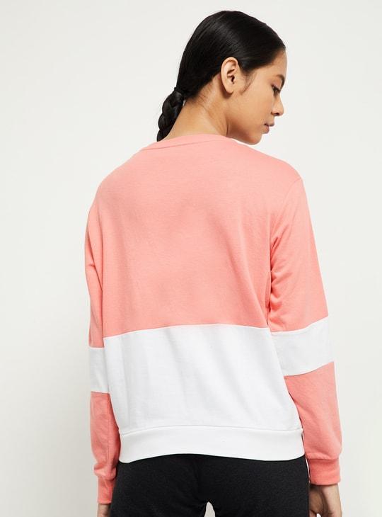 MAX Colourblocked Sweatshirt