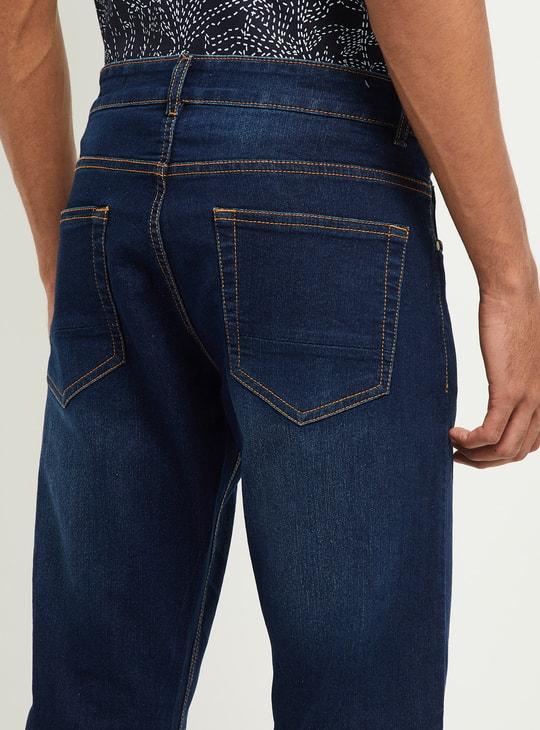 MAX Stonewashed Regular Fit Jeans