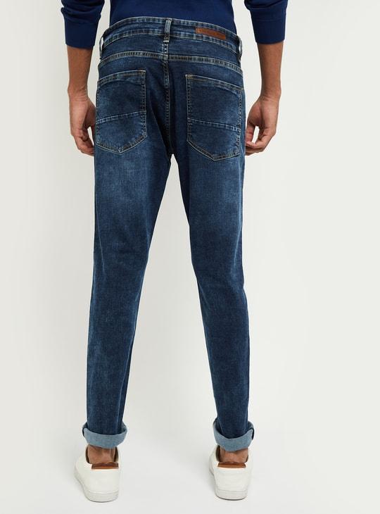 MAX Dark Washed Slim Fit Jeans