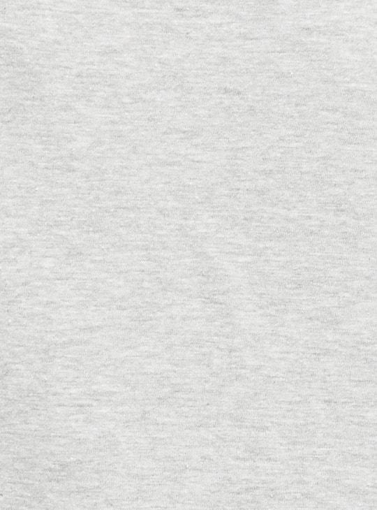 MAX Printed Cap Sleeves Chemise